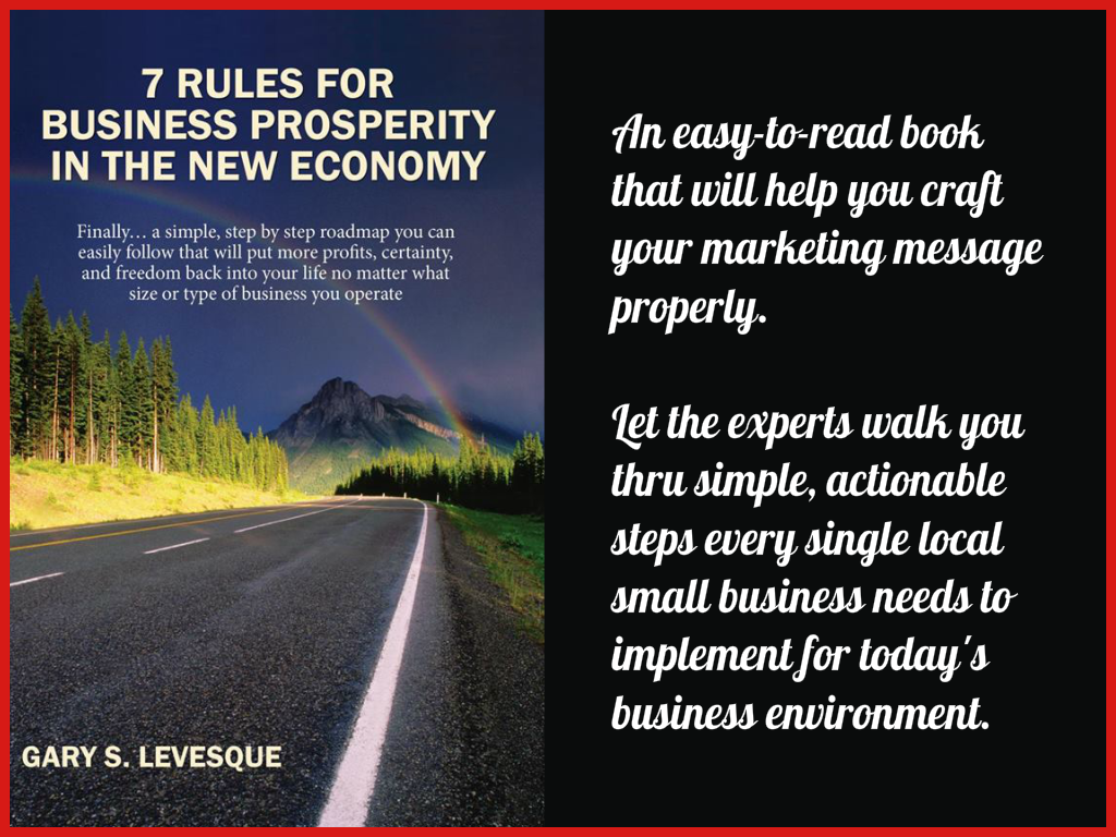 7 Secret Rules To Business Success In The New Economy