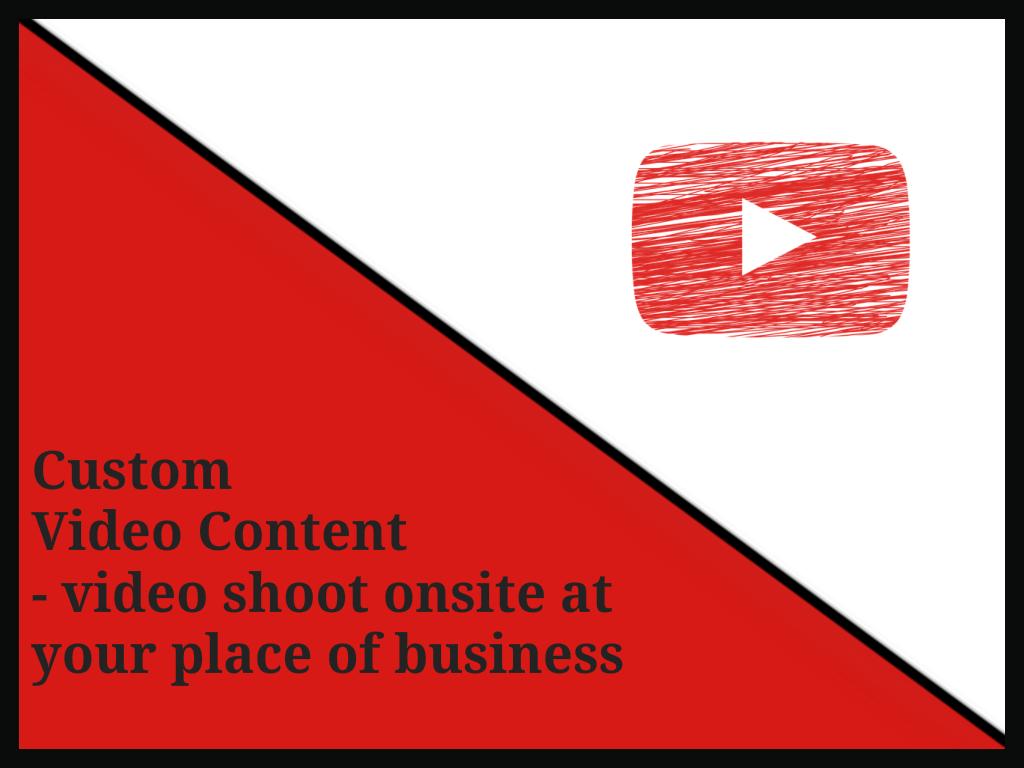 Custom Business Videos